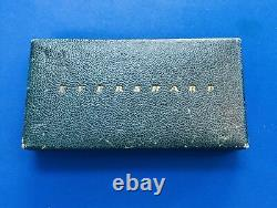 VTG Eversharp Set Solid 14k gold nib Fountain Pen & Pencil original box