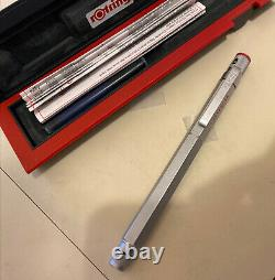 Vintage Rotring 600 Fountain Pen BOXED B Nib 4th Gen Levenger Silver Hexagonal