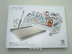 Wacom Intuos CTH480 CTH-480 Creative Pen & Touch Tablet (Small) NEW SEALED BOX
