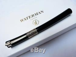 Waterman Serenite Edson Füllfederhalter 18K M FOUNTAIN PEN BOXED NEW OLD STOCK