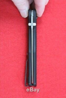 Benchmade 417 Fait L'axe De Verrouillage En Aluminium, Cpm-s30v Couteau, Neuf Dans La Boîte