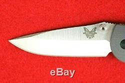 Benchmade 556-1 Mel Pardue Mini Griptilian Cpm-20cv Couteau, Neuf Dans La Boîte