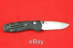 Benchmade 585 Mini Barrage, Osborne Design, Axis Assist 154cm, Couteau, Neuf Dans La Boîte