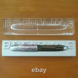 Breitling Ballpoint Stylo Dans La Boîte Promo Cadeau Nouveau