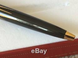 Cartier Diabolo Mini-st180030 Stylo À Bille Nouveau Avec La Boîte Rare F / S Du Japon