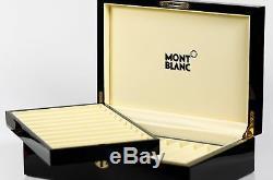 Collectionneurs Montblanc Box Pour 20 Stylos / Style De Vie Nouvelle Ligne