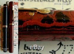 Conway Stewart 770 M. Surdimensionnés. Les Années 1920. Churchill. 14k B Nib. Boxed