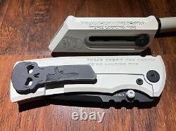 Couteaux Couteaux Custom Oragetroper Set Couteau, Stylo, Box Cutter