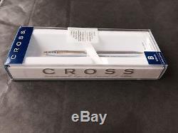 Cross Classic Century Medalist Stylo À Bille Marque Nouveau Scellé Avec Boîte-cadeau