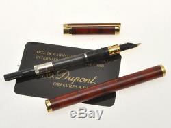 Dupont Bigarré Laque Stylo Vintage 1975/80 Nouveau Vieux Stock Dans La Boîte