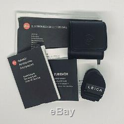 Leica M-e (type 240) 24,0 Mp Appareil Photo Numérique Et Evf- Presque Neuf Monnaie Dans La Boîte. Stylo