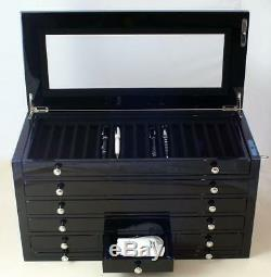Meisterstück Montblanc Collectionneurs Box Pour 64 Stylos Life Style Ligne Nouveau