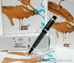Montblanc 109296 Writer's Edition 2013 Honoré De Balzac Ballpoint Stylo Nouveau Dans La Boîte