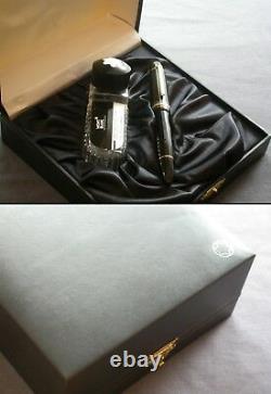 Montblanc 149 / Humge Gift Box / 18k 750 F Nib / Allemagne / Excellent / Mont Blanc