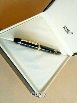 Montblanc 149 Meisterstuck Calligraphie Flex Nib Box Papers Garantie