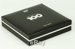 Montblanc Anniversaire De 100 Ans Édition Boheme Pen Nouveau + Box