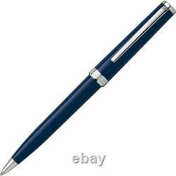 Montblanc Collection 114810 Pix Stylo À Bille Bleu. Seulement Pen. Pas De Boîte. Authentique
