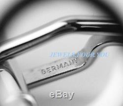 Montblanc Collection Précieux Pavé De Diamants Boutons De Manchette Nouvelle Boîte Allemagne 38205 Ss