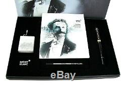 Montblanc Don Johann Strauss Rollerball Pen Set 115056 New Box Allemagne