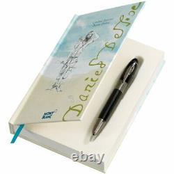 Montblanc Édition Écrivains 2014 Daniel Defoe Fountain Pen Mint In Box 110504