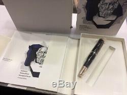 Montblanc Édition Écrivains Hommage À Homer Le Fp (m) # 117876 Box Dent