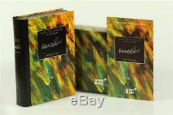 Montblanc Édition Écrivains Von 1999 Marcel Proust Set Nouveau + Box