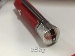 Montblanc Grande Char. James Dean Special Edition Fountain Pen (ef) Neuf Dans La Boîte