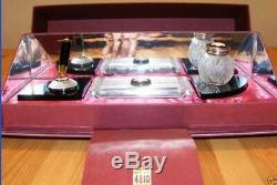 Montblanc Limitée Edtion 1991 Création Lalique 4810 Set Nouveau + Box