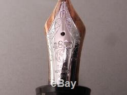 Montblanc Meisterstück # 149, Fontaine Pen Nib 4810, Orig Box, Toutes Les Formalités Administratives