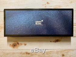 Montblanc Meisterstuck 149 Stylo Plume 18k 750 M Nib -mint- Avec Boîte Et Papiers