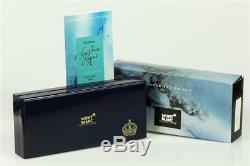 Montblanc Patron De L'édition Art 1995 Prince Régent 4810 Fountain Pen Nouveau + Box