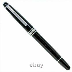 Montblanc Pen Meisterstuck Classique Black Rollerball Pen 2865 Nouveau Dans La Boîte