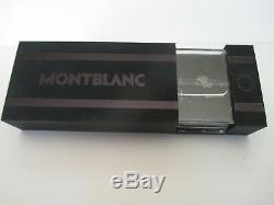 Montblanc Pix Stylo À Bille Noir Neuf Dans La Boîte