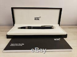 Montblanc Starwalker Midnight Black Pen, Nouveau Dans La Boîte