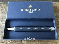 Montre Officielle Novelty Breitling Stylo Wz Boîte En Cuir Véritable Couverture Cadeau
