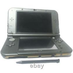 Nintendo New 3ds LL Zelda Hyrule Edition Console Complete No Box Withcharger Pen