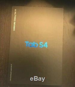 Nouveau Dans Sealed Box Samsung Galaxy Tab 10.5 S4 64go S Pen, Noir