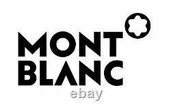 Nouveau Stylo Montblanc Pix Blue Ballpoint, MB 114810 Authentique Dans La Boîte Et Les Papiers