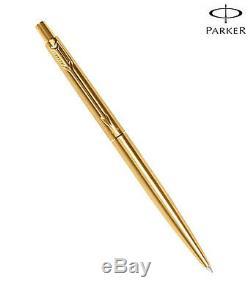 Parker Classic Gold Stylo À Bille Stylo À Bille Coffret Cadeau