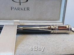 Parker Duofold Special Edition Navy Pinstripe Pen Nouveautés Beauty Box