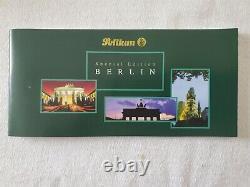 Pelikan Fountain Pen Berlin / City Series Fine Point / Nouveau Dans La Boîte