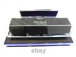 Pelikan Hercules Limited Edition 481/800 Fountain Pen Gold Fine M1000 Boxed New