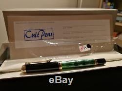 Pelikan M300 Fountain Pen Nib Large, Mint Dans Une Boîte Avec Tout
