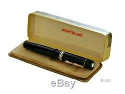 Rare Montblanc L139 G 1940 S / 14 Karat Nib Gold / F / Box