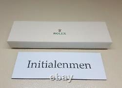 Rolex Pen Finition Verte + Boîte Bille 100% Original & Nouveau Rare Nouveaut Style