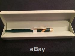 Rolex Stylo Vert Bille En Boîte Originale Avec Le Logo Couronne Nouveau