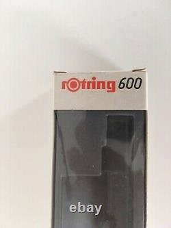 Rotring 600 Crayon Original De 0.9mm Le Plus Rare Et Meilleure Et N'a Jamais Utilisé En Boîte
