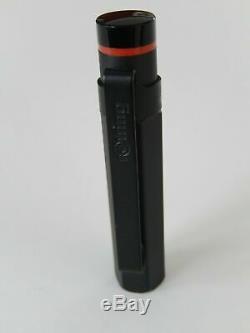Rotring 600 Hexagonal Noir Rollerball Pen Nouveau Dans La Boîte Originale 46576