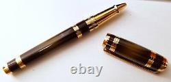 S. T. Dupont Murder On The Orient Express Rollerball Pen, St412186, New In Box