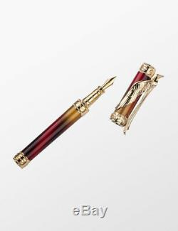 S. T. Dupont Phoenix Collector Kit, Plus Léger + Fountain Pen Et Support, Neuf Dans La Boîte